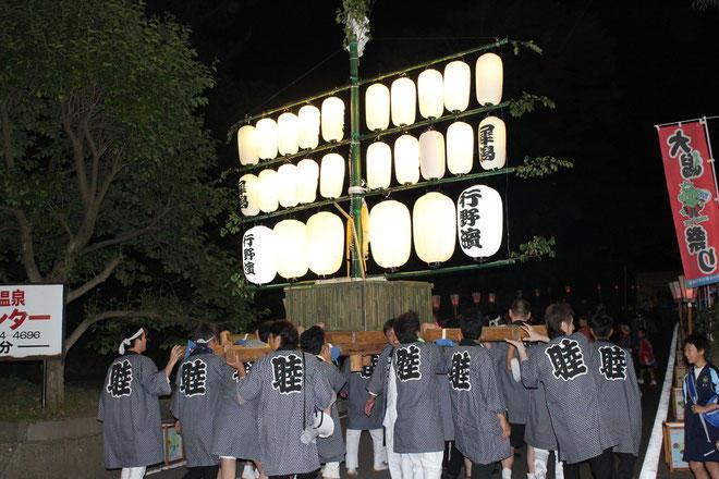 大潟かっぱ祭り